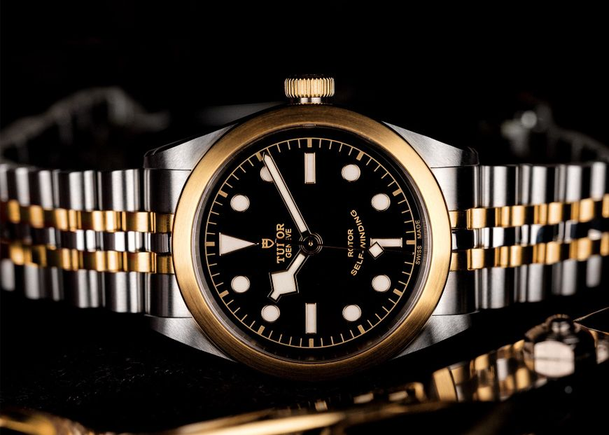 Tudor Black Bay 32-36-41 S&G