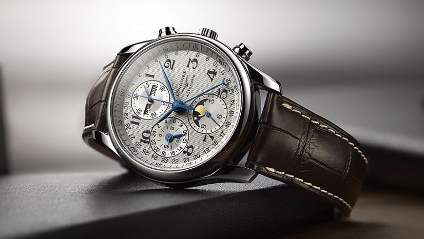 The Longines Master Collection s komplikacemi