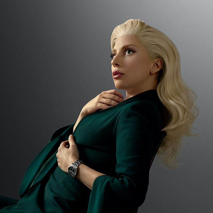 "Lady Gaga ""BORN TO BE VULNERABLE"""