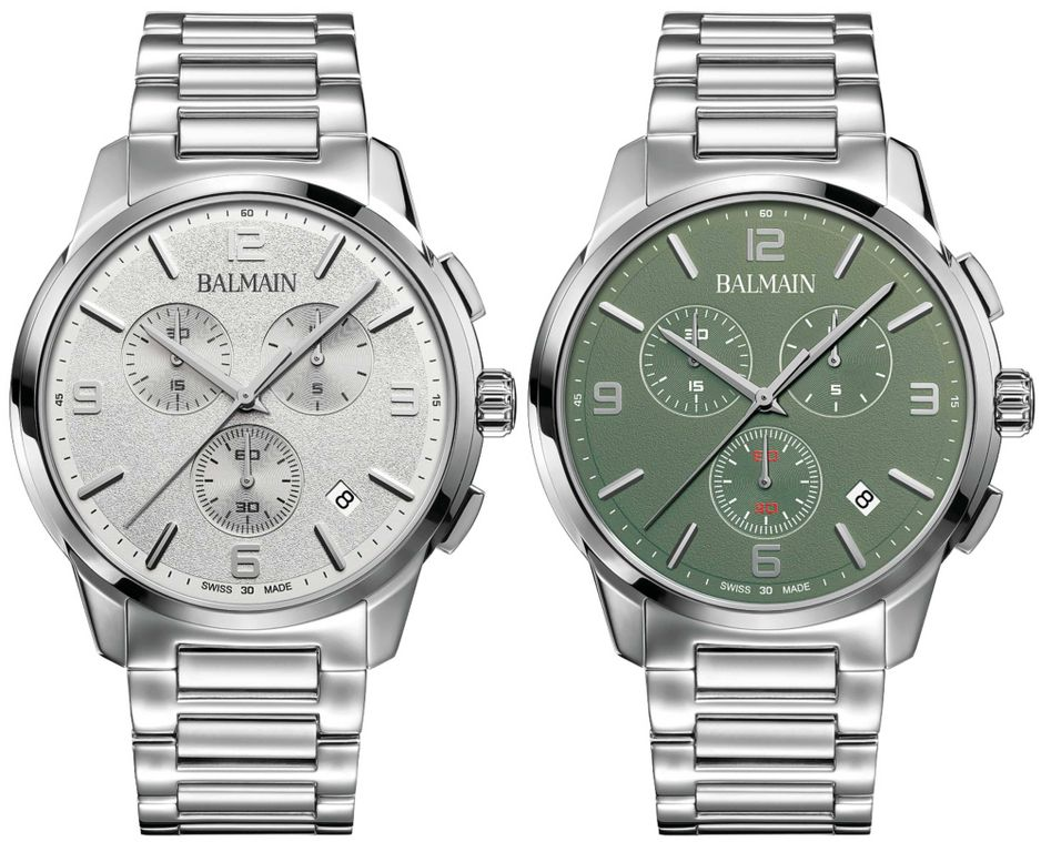 BALMAIN MADRIGAL CHRONO GENT